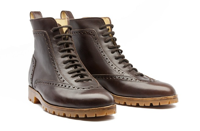 Traveller Brogue