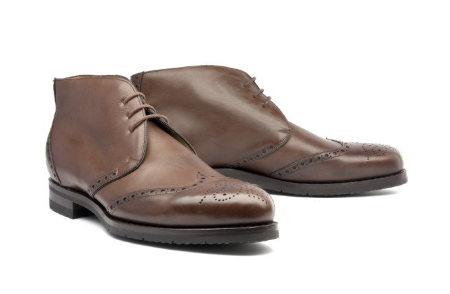 Chukka Boot Brogue No. 1