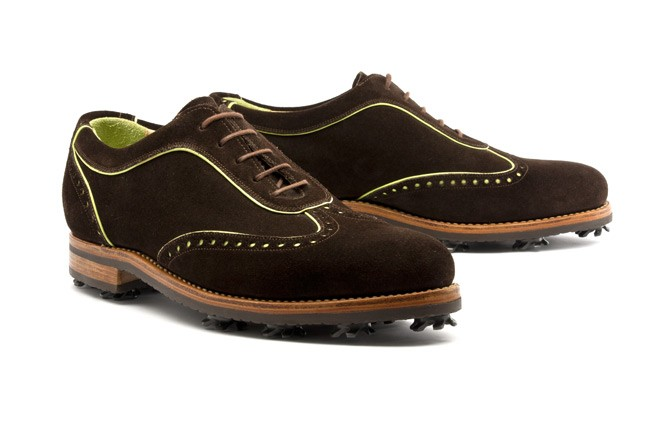 Golfer Brogue No. 1